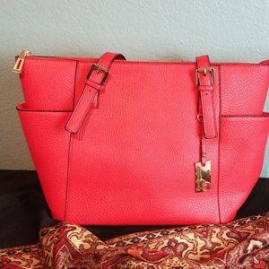 Robert Matthews leather bag